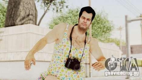Dead Rising 2 Off The Record Frank West Dress для GTA San Andreas