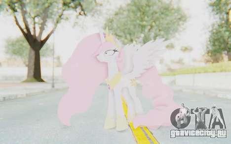 Princess Molestia MLP для GTA San Andreas второй скриншот