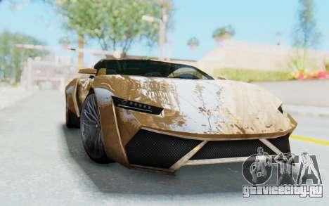 GTA 5 Pegassi Reaper SA Lights для GTA San Andreas