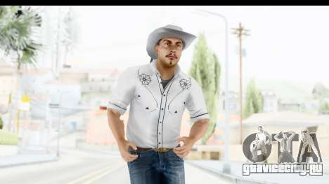 GTA 5 Mexican Gang 1 для GTA San Andreas
