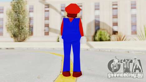 Mario для GTA San Andreas третий скриншот