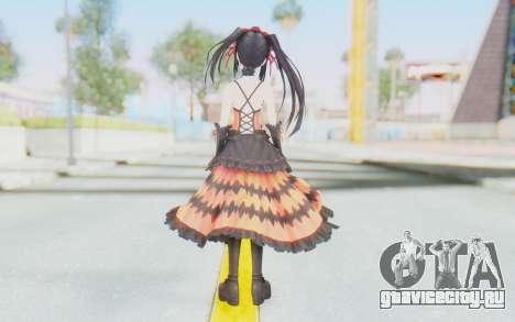 Kurumi Tokisaki (Date A Live) для GTA San Andreas третий скриншот