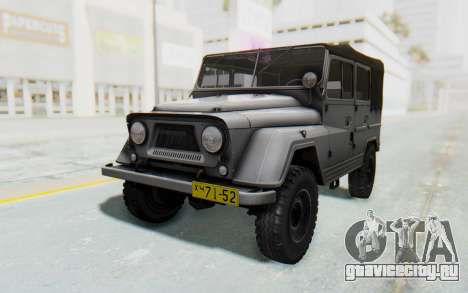 УАЗ-460Б для GTA San Andreas