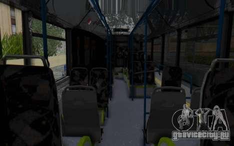 MAN Lion City 23267 для GTA San Andreas вид сбоку