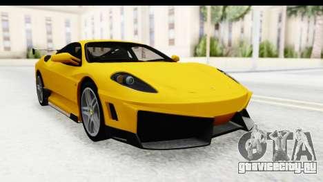 Ferrari F430 SVR для GTA San Andreas