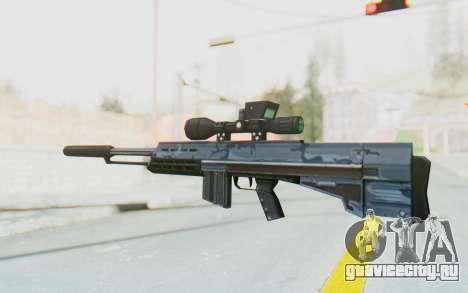 APB Reloaded - Agrotech DMR для GTA San Andreas второй скриншот