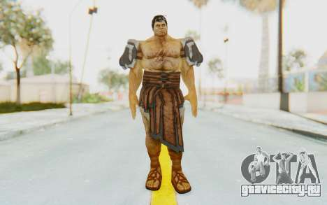 Hercules Skin v3 для GTA San Andreas второй скриншот