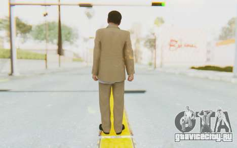Mafia 2 - Eddie Scarpa Drunk для GTA San Andreas третий скриншот