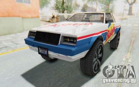 GTA 5 Willard Faction Custom Donk v2 для GTA San Andreas салон