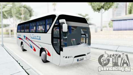 Neoplan Lasta Bus для GTA San Andreas вид справа