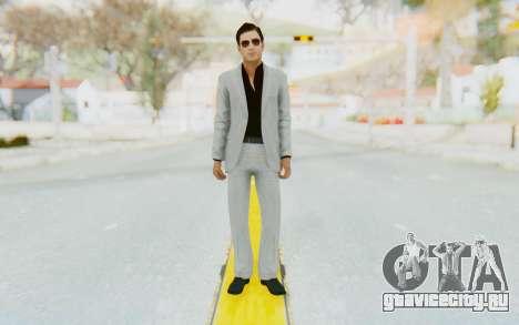 Mafia 2 - Vito Scaletta Madman Suit W&B для GTA San Andreas второй скриншот