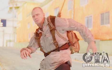 COD BO Russian Soldier v2 для GTA San Andreas