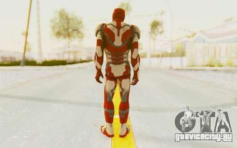 Marvel Heroes - Ironman Mk42 для GTA San Andreas третий скриншот