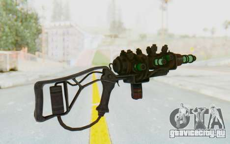 Q-35 Matter Modulator Plasma Rifle для GTA San Andreas второй скриншот