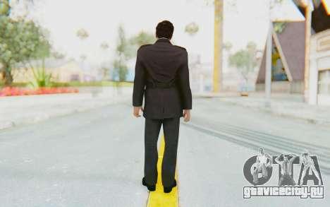 Mafia 2 - Vito Police Outfit для GTA San Andreas третий скриншот