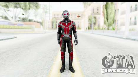 Marvel Future Fight - Ant-Man (Civil War) для GTA San Andreas второй скриншот