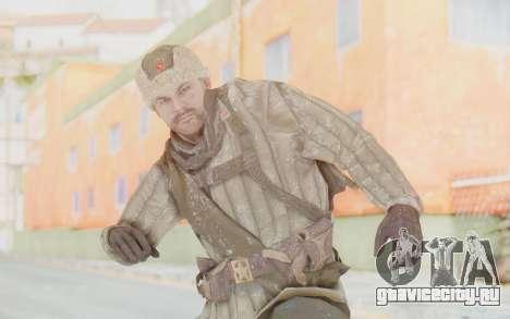 COD BO Dimitri Petrenko Winter для GTA San Andreas
