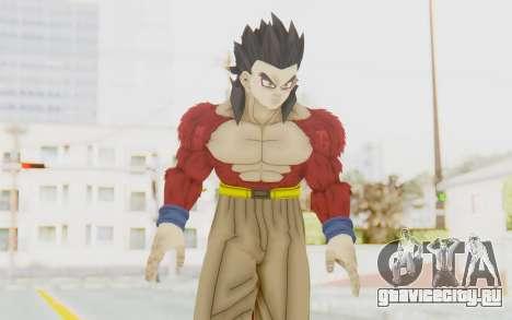Dragon Ball Xenoverse Gohan SSJ4 для GTA San Andreas