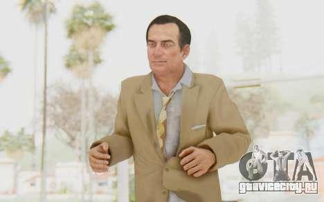 Mafia 2 - Eddie Scarpa Drunk для GTA San Andreas