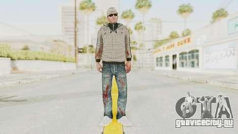 CrimeCraft - Londeners Gang Soldier 2 для GTA San Andreas второй скриншот