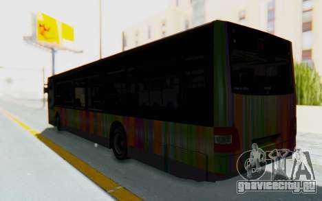 MAN Lion City 23267 для GTA San Andreas вид справа