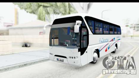 Neoplan Lasta Bus для GTA San Andreas