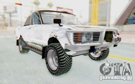 Ikco Super Peykan Pickup для GTA San Andreas вид справа