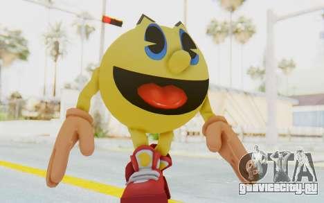 Pac-Man v2 для GTA San Andreas