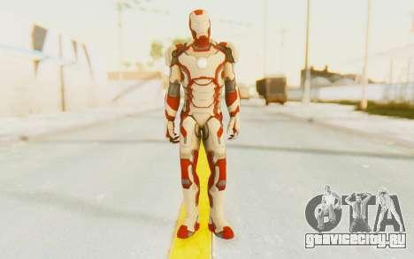 Marvel Heroes - Ironman Mk42 для GTA San Andreas второй скриншот