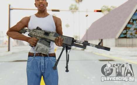 Federation Elite LSAT для GTA San Andreas третий скриншот