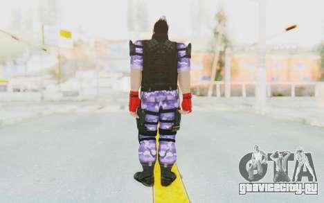 Kazuya Mishima (Ops Suit) для GTA San Andreas третий скриншот