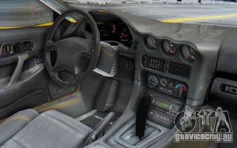Mitsubishi 3000GT 1999 для GTA San Andreas вид справа