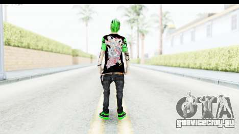 Swagger Cool Fix v2 для GTA San Andreas третий скриншот