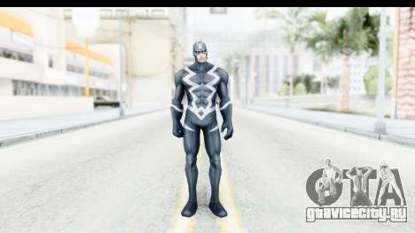 Marvel Future Fight - Black Bolt для GTA San Andreas второй скриншот