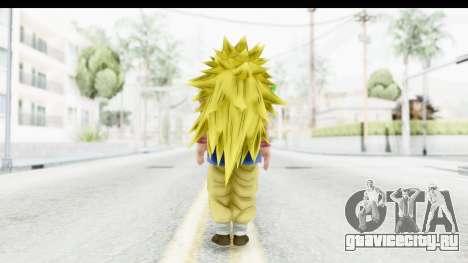 Dragon Ball Xenoverse Goku GT Adult SSJ3 для GTA San Andreas третий скриншот