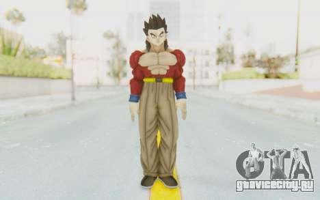 Dragon Ball Xenoverse Gohan SSJ4 для GTA San Andreas второй скриншот