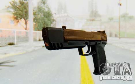 HK USP 45 Sand Frame для GTA San Andreas