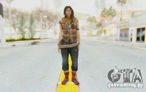 Far Cry 4 - Amita для GTA San Andreas второй скриншот