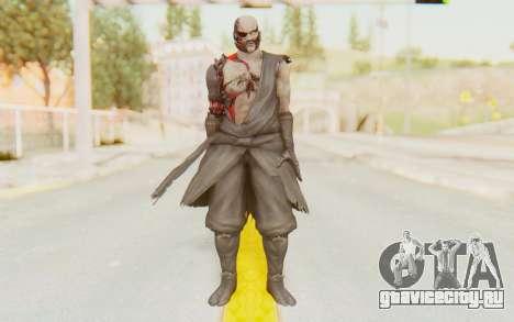 Dead Or Alive 5 Last Round - Raidou для GTA San Andreas второй скриншот