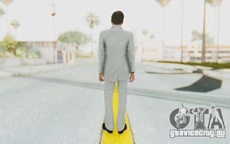 Mafia 2 - Vito Scaletta Madman Suit W&B для GTA San Andreas третий скриншот