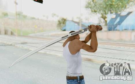 Yuri Katana для GTA San Andreas третий скриншот