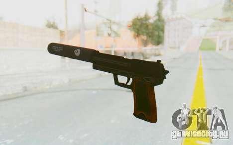 APB Reloaded - Obeya FBW Silenced для GTA San Andreas третий скриншот
