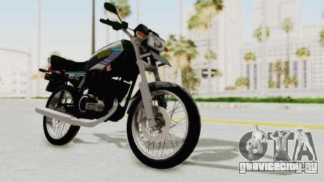 Yamaha RX King 135 1993 для GTA San Andreas вид справа
