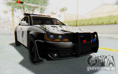 ASYM Desanne XT Pursuit v1 для GTA San Andreas