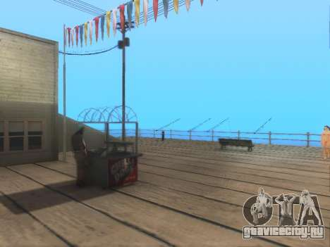 ENB Series for TheSergoRio for weak PC для GTA San Andreas четвёртый скриншот