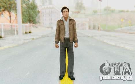 Mafia 2 - Vito Scaletta Main Outfit для GTA San Andreas второй скриншот