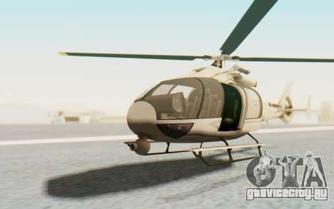 GTA 5 Maibatsu Frogger Civilian для GTA San Andreas