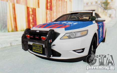 Ford Taurus Indonesian Traffic Police для GTA San Andreas