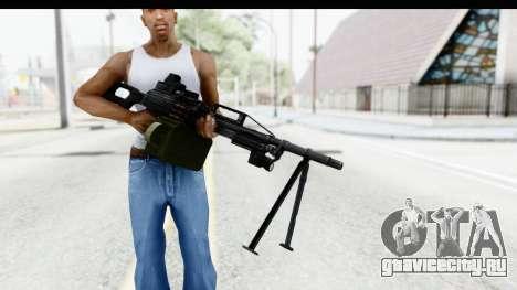 Kalashnikov PK (PKM) Holo для GTA San Andreas