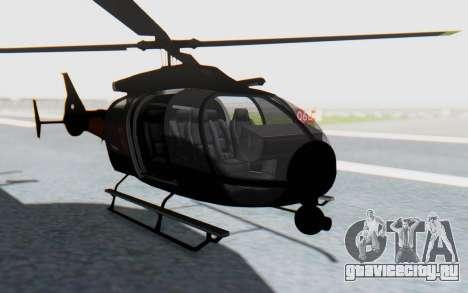 GTA 5 Maibatsu Frogger Trevor IVF для GTA San Andreas